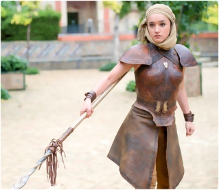 Sandsnake 2 Game of Thrones Unbowed Unbent Unbroken