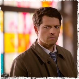 Cas window Supernatural Brother's Keeper