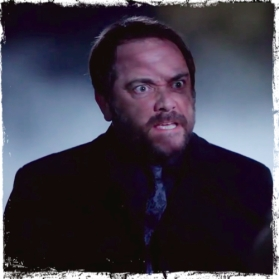 Crowley angry Supernatural Brother's Keeper