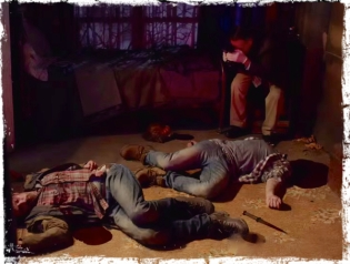 Dead bodies Supernatural Brother's Keeper
