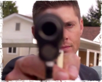 Dean gun Supernatural Brother's Keeper