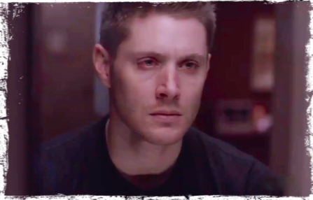 Dean mirror CU Supernatural Brother's Keeper