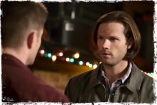 Dean Sam bar shock Supernatural Brother's Keeper