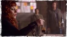 Rowena tea Supernatural Brother's Keeper
