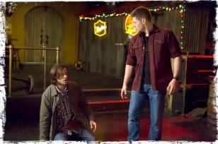 Sam Dean bar Supernatural Brother's Keeper