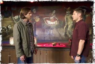 Sam Deean bar dead Supernatural Brother's Keeper