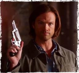 Sam gun Supernatural Brother's Keeper