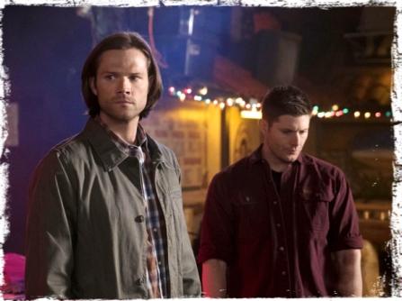 Sam looks away Dean Supernatural Brother's Keeper
