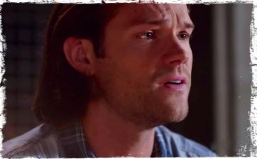 Sam sad Supernatural Brother's Keeper