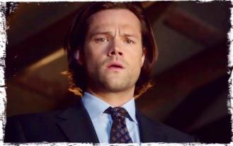 Sam shock suit Supernatural Brother's Keeper
