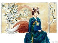 asdf Image: Korean Kumiho by