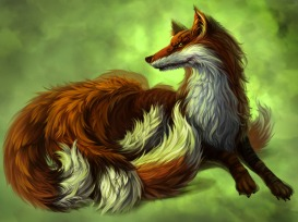 sdaf Image: Kumiho by skorpikore at Deviant Art.