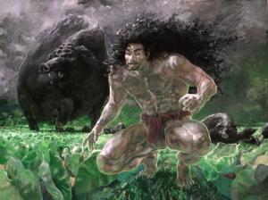 Kamapua`a by Solomon Enos www.solomonenos.com