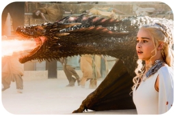 Daenerys Drogon Game of Thrones Dance of Dragons