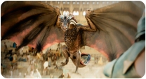 Drogon Game of Thrones Dance of Dragons
