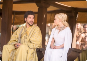 Hizdahr Daenerys Game of Thrones Dance of Dragons