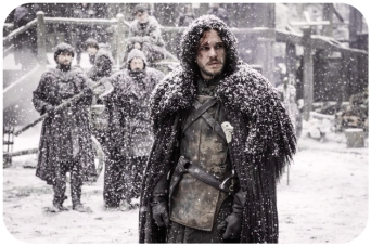 Jon Game of Thrones Dance of Dragons