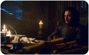 Jon Snow Game of Thrones Mothers Mercy