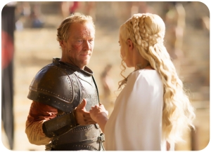 Jorah Daenerys  great pit of Daznak