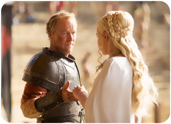 Jorah Daenerys great pit of Daznak