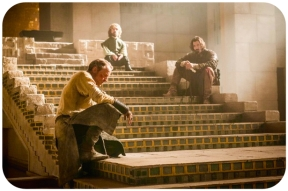 Jorah Tyrion Daario Game of Thrones Mothers Mercy