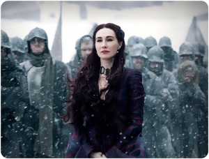 Melisandre Game of Thrones Dance of Dragons