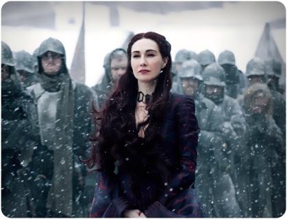 Melisandre Game of Thrones Dance of Dragons