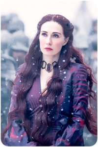 Melisandre Red Game of Thrones Dance of Dragons
