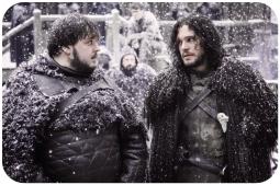 Sam Jon Game of Thrones Dance of Dragons