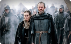 rd Stannis Selyse Game of Thrones Dance of Dragons