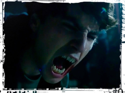 Donovan screams Teen Wolf A Novel Approach