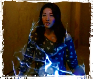 Kira sparking Teen Wolf A Novel Approach