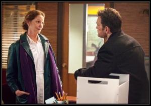 Nurse Pam Ethan Wayward Pines Betrayal
