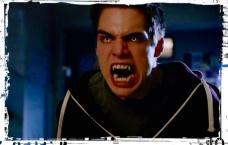 Liam werewolf face CU Teen Wolf Parasomnia