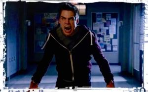 LIam werewolf face Teen Wolf Parasomnia