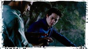 Scott heals Stiles Teen Wolf Parasomnia