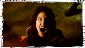 Tracy howls Teen Wolf Parasomnia