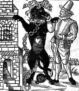 The Black Dog of Newgate.