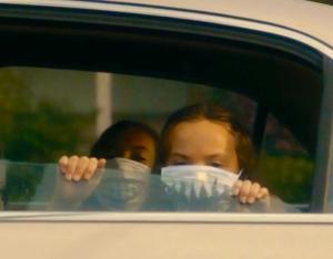 Girls Masks Fear the Walking Dead So Near Yet So Far