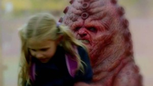 little girl Zygon Doctor Who Season 9