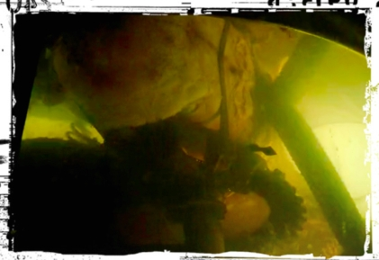 Creature Dread Doctors lab Teen Wolf Ouroboros