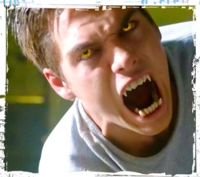 Liam growls Teen Wolf Ouroboros
