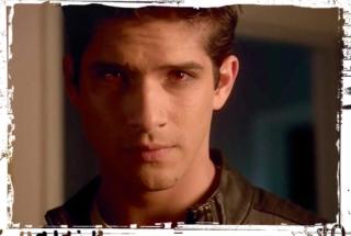 Scott red eyes light Teen Wolf Ouroboros