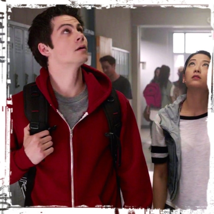 Stiles Kira Teen Wolf Required Reading