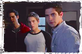 Stiles Liam Scott Teen Wolf Strange Frequencies