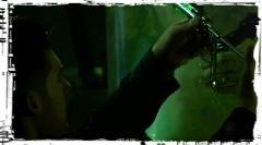 Theo green liquid Teen Wolf Status Asthmaticus
