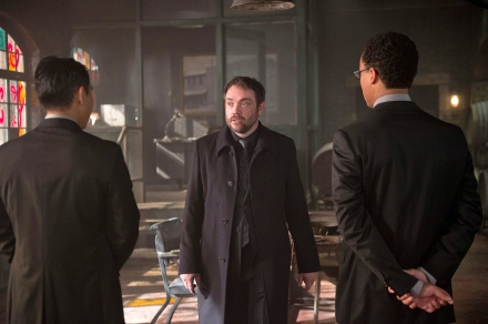 Crowley Supernatural Out of the Darkness Into the Fire