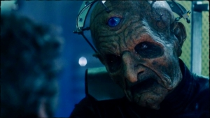 Davros Doctor Who The Witchs Familiar