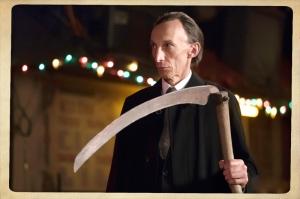 Death Scythe Supernatural Brother's Keeper