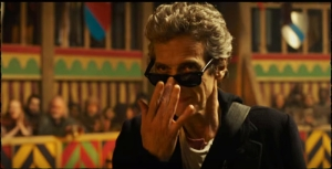 Doctor sunglasses Doctor Who The Magician's Apprentice